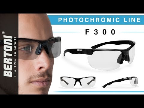 f714317211 F300 Photochromic sunglasses for cycling