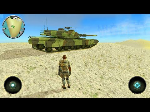 Army Car Driver (by Naxeex LLC) Android Gameplay FHD - Street Vehicles For Children Games