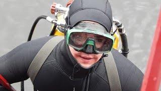 Профессия – водолаз! / Military divers