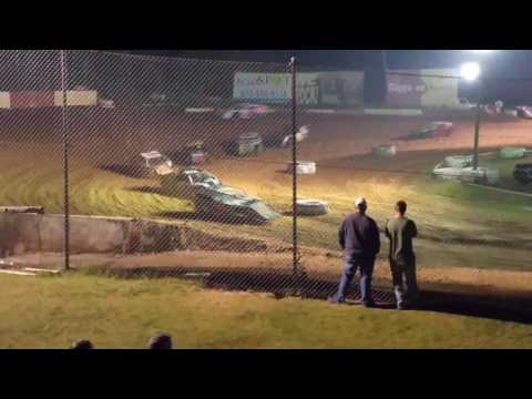 Crowley Ridge Crash 5-14-17