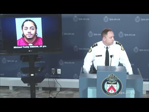 @TorontoPolice Homicide #22/2016 | Michael Teddy Gibson, 29, Wanted for First-Degree Murder