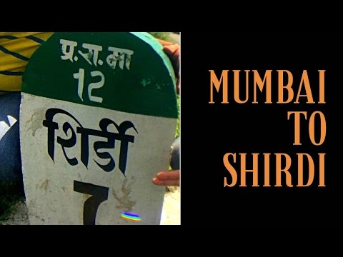 SHIRDI DARSHAN // MUMBAI TO SHIRDI // TRAVEL VLOGS