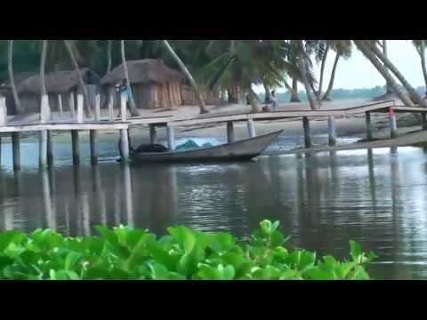 Ada, Ghana - Volta River Delta