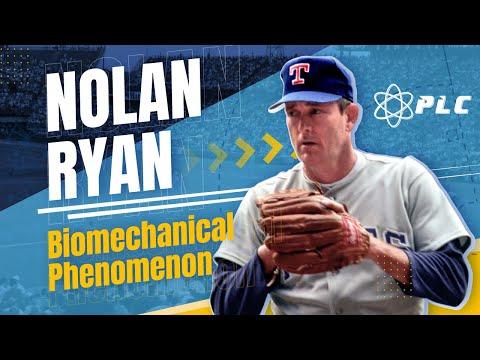 Nolan Ryan Pitching Mechanics - A Biomechanical Phenomenon