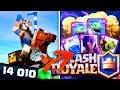 Clash Royale - 100€ DE PACK OPENING + COMBAT SERRÉ Minecraft !