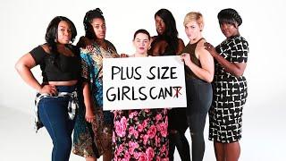 Women Break Plus-Size Fashion Stereotypes