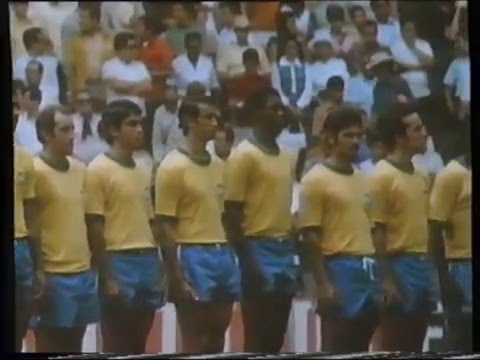 Brazil 1970 - Team of the Century