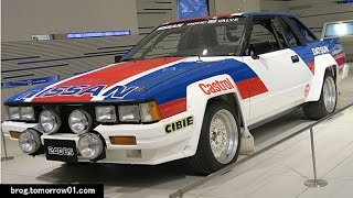 Nissan 240rs Rallye Monte-Carlo 1983 : Silvia Bs110