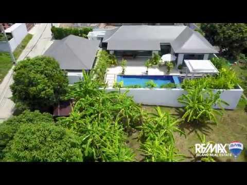 Beautiful Bali Style Villa in Mae Nam, For Sale in Koh Samui Thailand