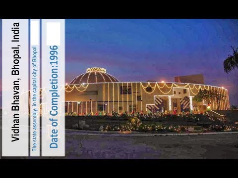 Vidhan Sabha Bhopal | 3D Walkthrough | Legislative Assembly | Buy this model from below link