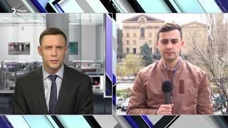 Президентом Армении стал бывший премьер-министр Армен Саркисян / Новости