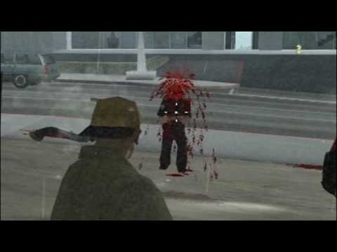 GTA San Andraes Explosive & Blood Mods Pack Download - HD Movie By OndyTHX