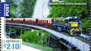 Kuranda Scenic Railway - Cairns Queensland Australia