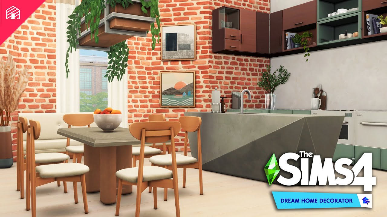 Download Soho Apartment   The Sims 4: Dream Home Decorator   HARRIE