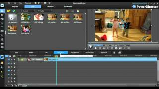 "A Beginner's Introduction to Video Editing: Showing The ""How to"" Basics of PowerDirector"