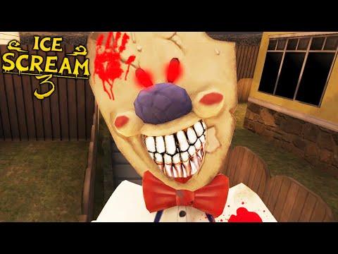 🍦 Ice Scream 3 🍦 СЕКРЕТЫ и БАГИ МОРОЖЕНЩИКА РОДА - Ice Scream Episode 3 Айс Крим 3