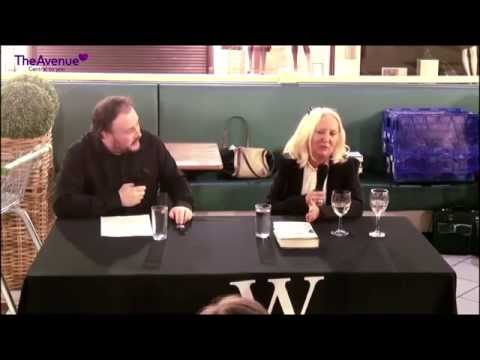 Martina Cole interview at the launch of The Good Life