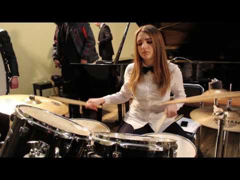 Музыкальное училище отчетный концерт Бахмут
