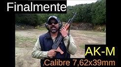 AK-M -Calibre 7.62x39mm
