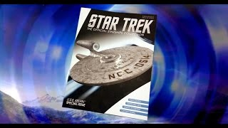 Star Trek Starships Collection SPECIAL Review : U.S.S. Kelvin : NCC-0514 (Kirk