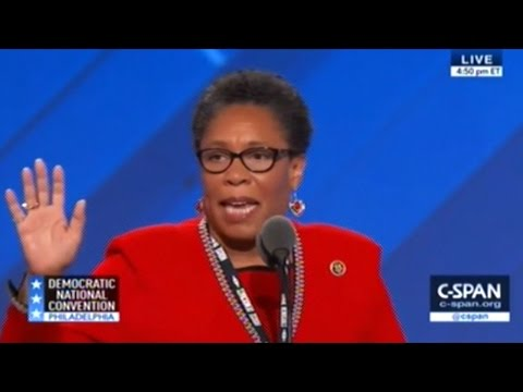 New DNC Chair BOOED At Opening Of 2016 Democratic National Convention