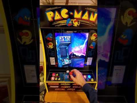 Arcade1up partycade retropie from Garry Hammond