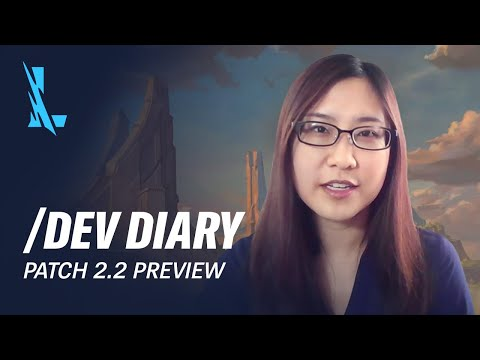 /dev diary: Patch 2.2 Preview - League of Legends: Wild Rift