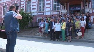 В Серафимовиче чествовали лучших библиотекарей Волгоградской области