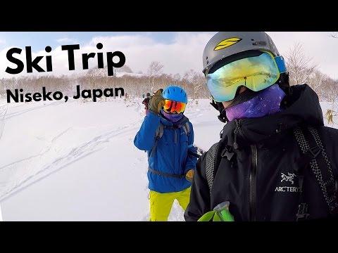 Ski Trip at Niseko, Sapporo Japan 2017