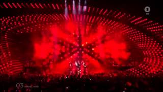 Nadav Guedj - Golden Boy - live for Israel at the ESC Eurovision Song Contest 2015 Austria - ARD HD