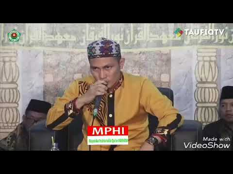 H. ABDULLAH FIKRI Di Ponpes NURUL FURQON CIBINONG BOGOR 2018. MPH1. 10.12.2018
