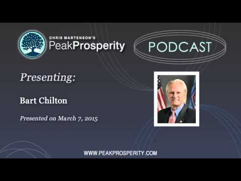 Commissioner Bart Chilton: Price Discovery In The Commodities Markets