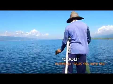 Farms-on-lake: Tranquil villages on Inle Lake, Myanmar