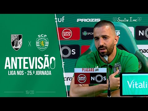 Antevisão - Liga NOS | Vitória SC x Sporting CP