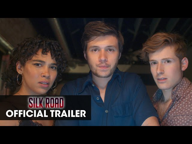 Silk Road (2021 Movie) Official Trailer - Jason Clarke, Nick Robinson