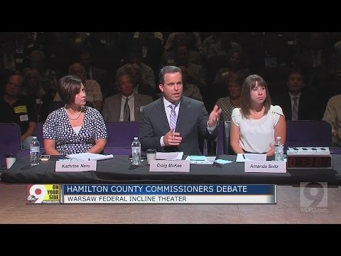 Watch Hamilton County commissioner candidates debate the issues (entire)