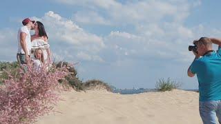 Пляж Кавказ. Фотосессия У Моря. Витязево