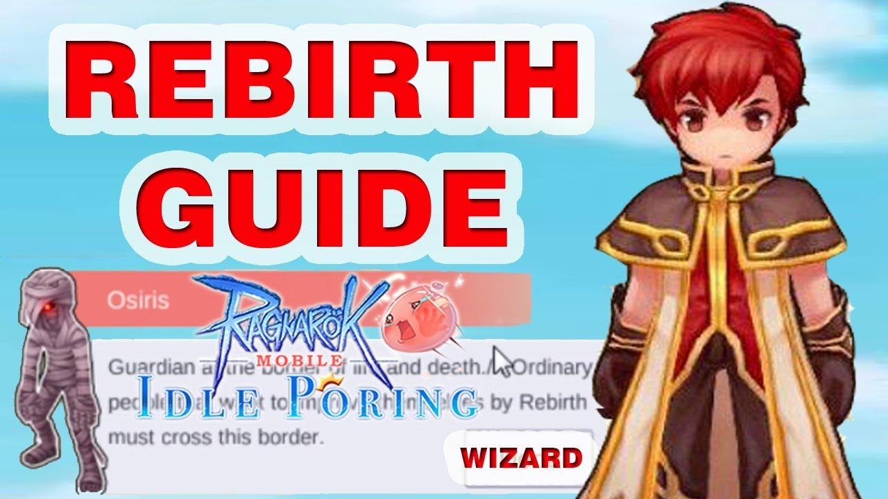 Ragnarok rebirth guide