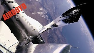 Virgin VSS Unity Rockets Towards Space At Mach 3+