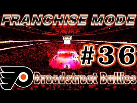 "NHL 17 Franchise | Philadelphia ep. 36 ""Round 1"""