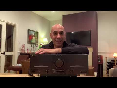 Vintage Technics SE M100 Amplifier Review - Vs Hegel H90, H160 And Other Amplifiers