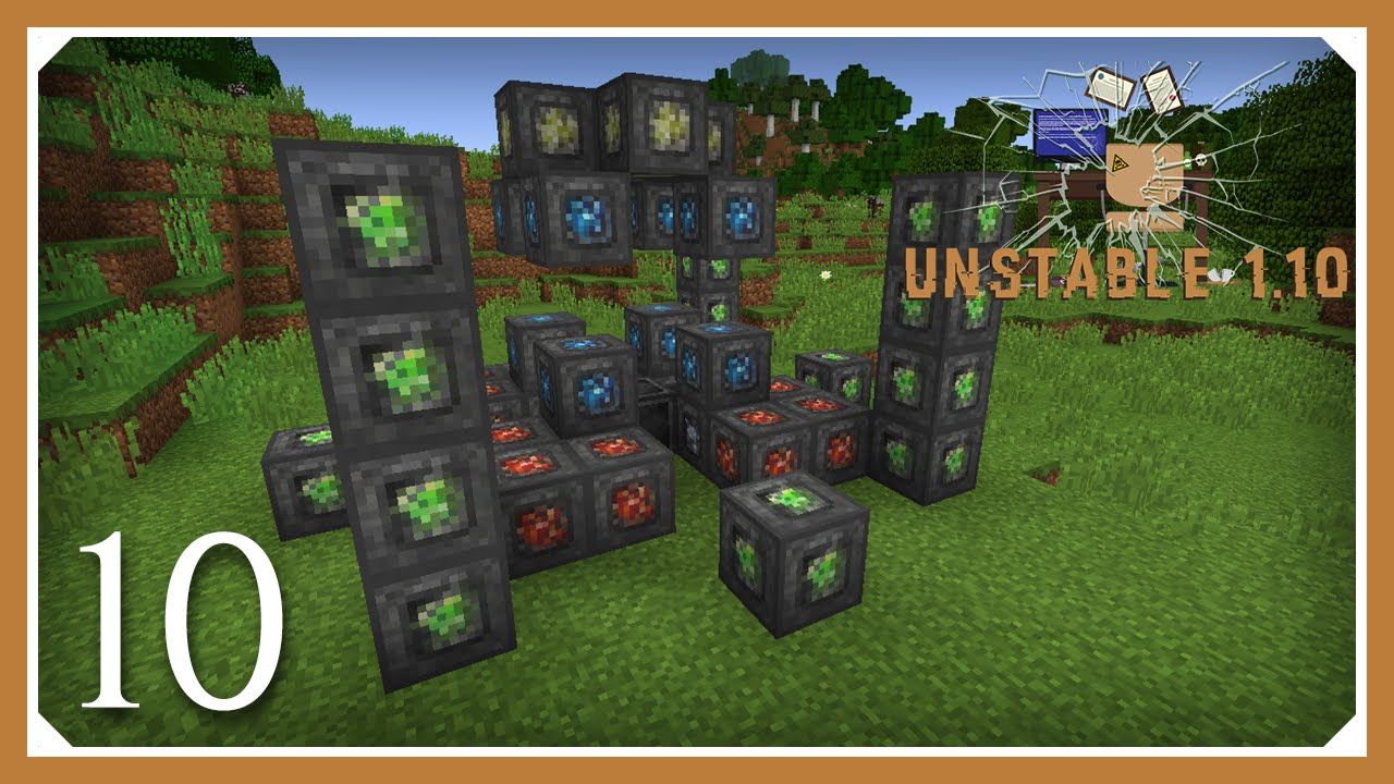 Minecraft Mods: FTB Unstable | Blood Magic 1.10 Rituals  | E10 | (Hypermine Modded 1.10.2 SMP)