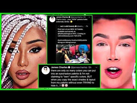James Charles DISSED By Cosmetics Brand, Nikita Dragun DRAMA! thumbnail