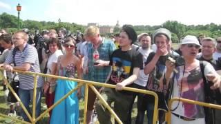 Гей-парад в Санкт-Петербурге / Gay Pride parade in St. Petersburg