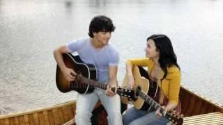 Wouldn't Change A Thing - Full Studio Version - Joe Jonas and Demi Lovato Camp Rock 2 Duet *New*