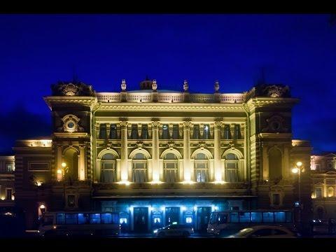 Вечер в Мариинском театре - Evening At The Mariinsky Theatre