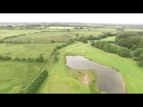 Newcastle West GC - Front 9 Holes Flyover
