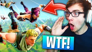 ALL PLAYERS LAND SAME PLACE IN Fortnite: Battle Royale! (unbelievable)