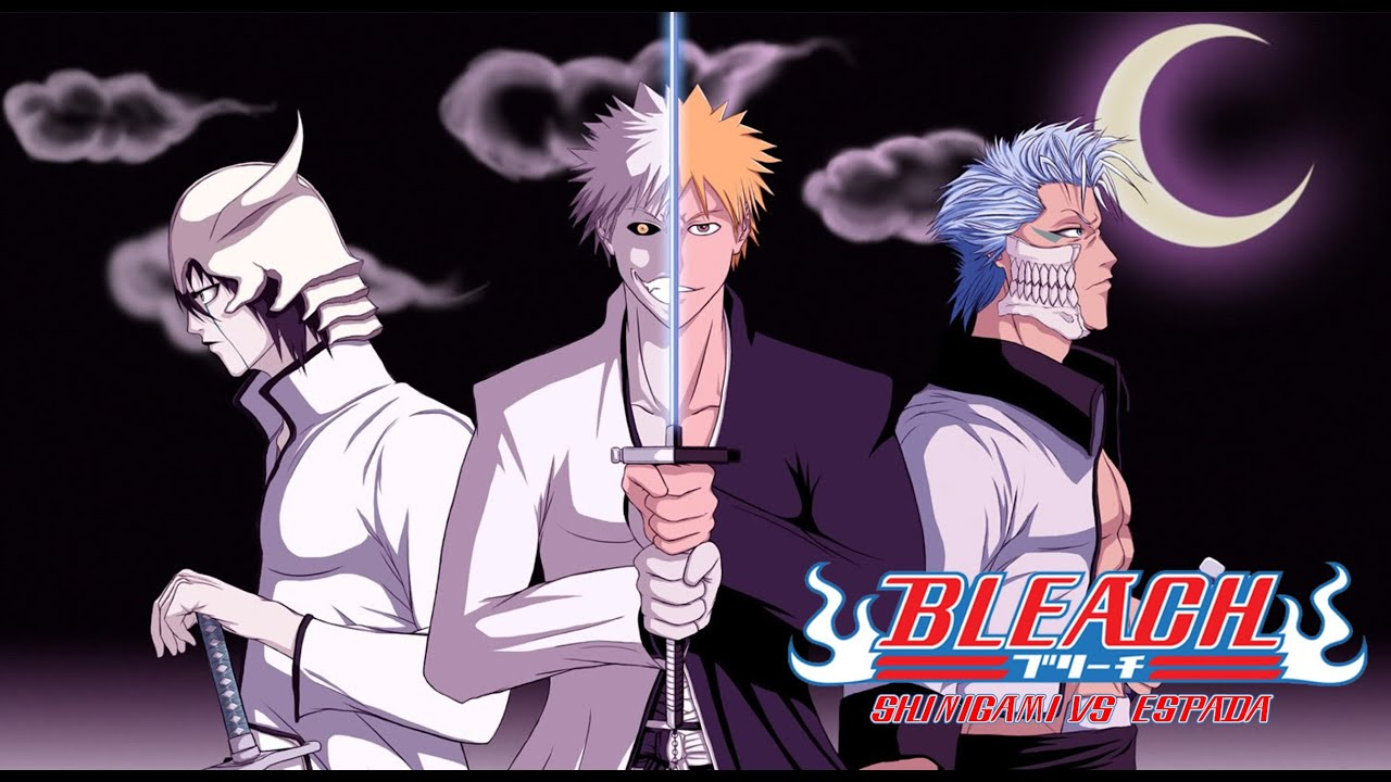 Amv bleach shinigami vs espada youtube - Bleach espadas ...