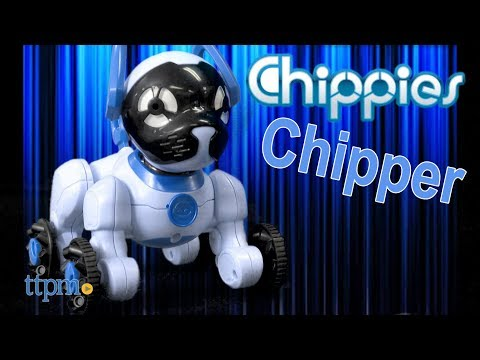 Chippies Chipper, Chippette & Chippo from WowWee
